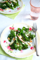"Client: ""Tenderstem"" & ""Pink Lady"" Food Stylist: Mary Wall"